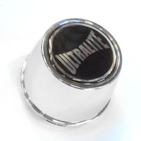 ULTRALITE WHEELS CENTRE CAP TALL TYPE - CHROME / SPML3CCC
